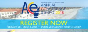 ACA | ACVP Annual Conference & Expo @ Ponte Vedra Inn & Club | Ponte Vedra Beach | Florida | United States