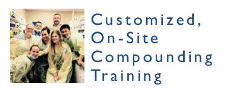 Customized On-Site Compounding Training
