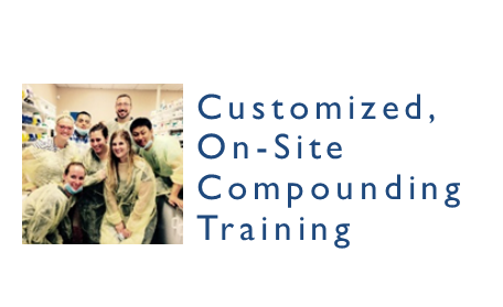 Customized, On-Site Compounding Training