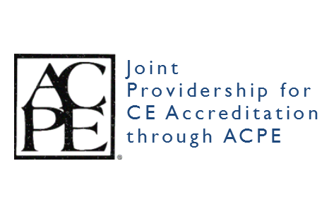 Joint Providership for CE Accreditation through ACPE