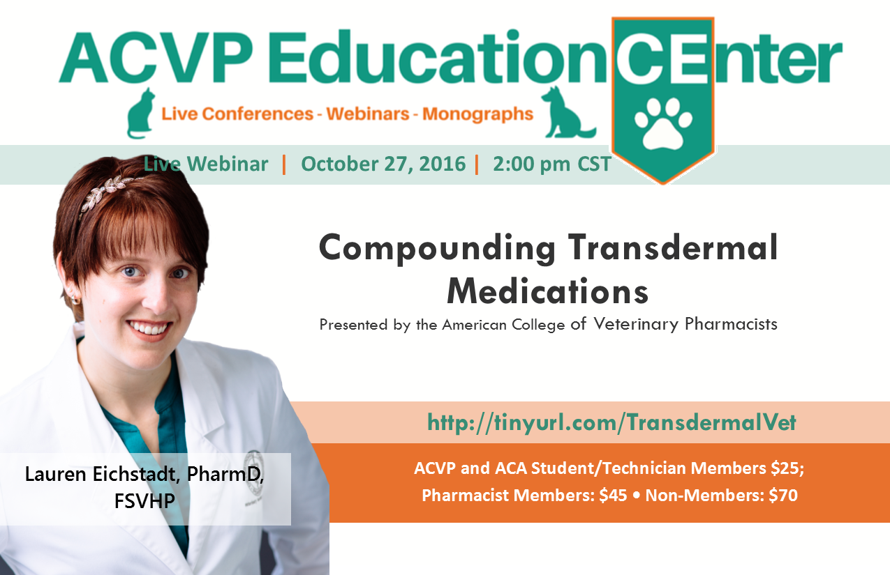 Compounding Transdermal Medications