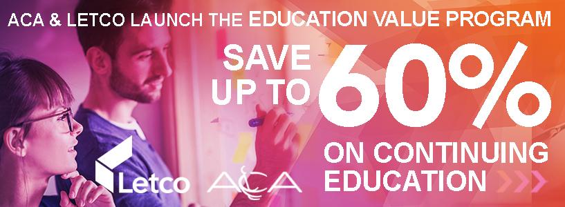 Letco Education Value Program