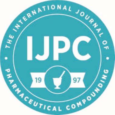 International Journal Pharmaceutical Compounding