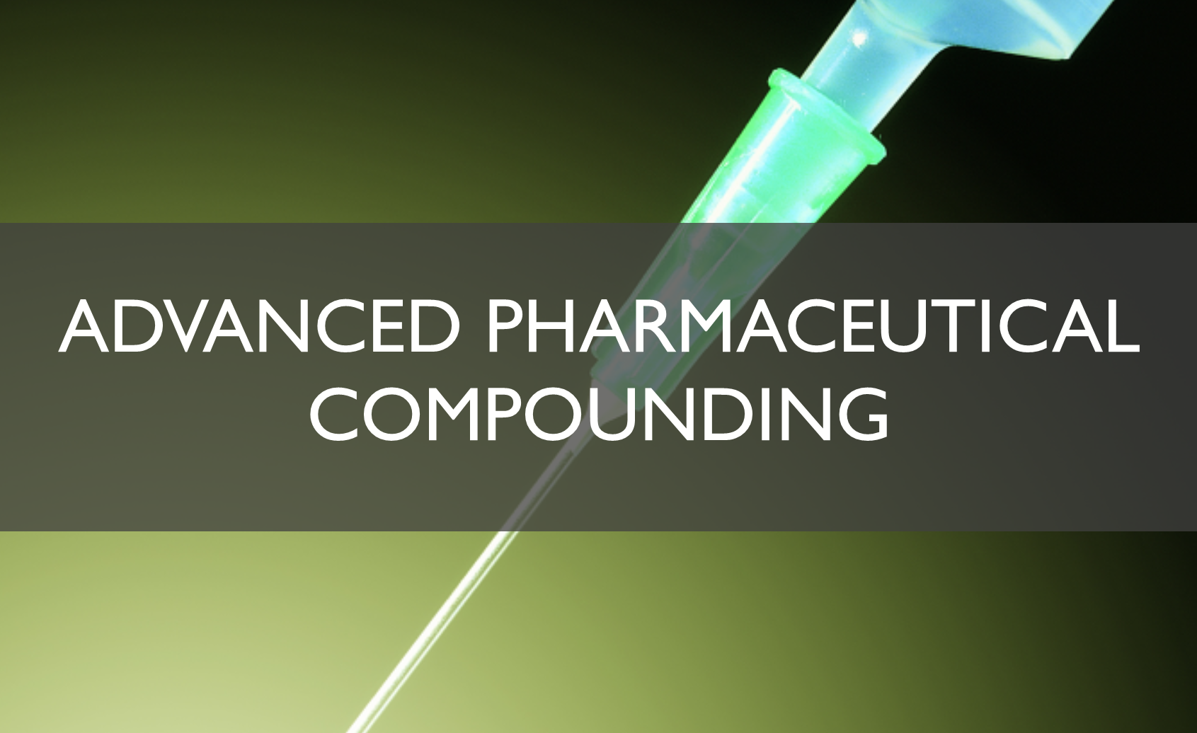 Advanced Pharmaceutical Compounding2