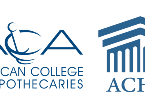 ACHC and American College of Apothecaries Promote Safety and Quality