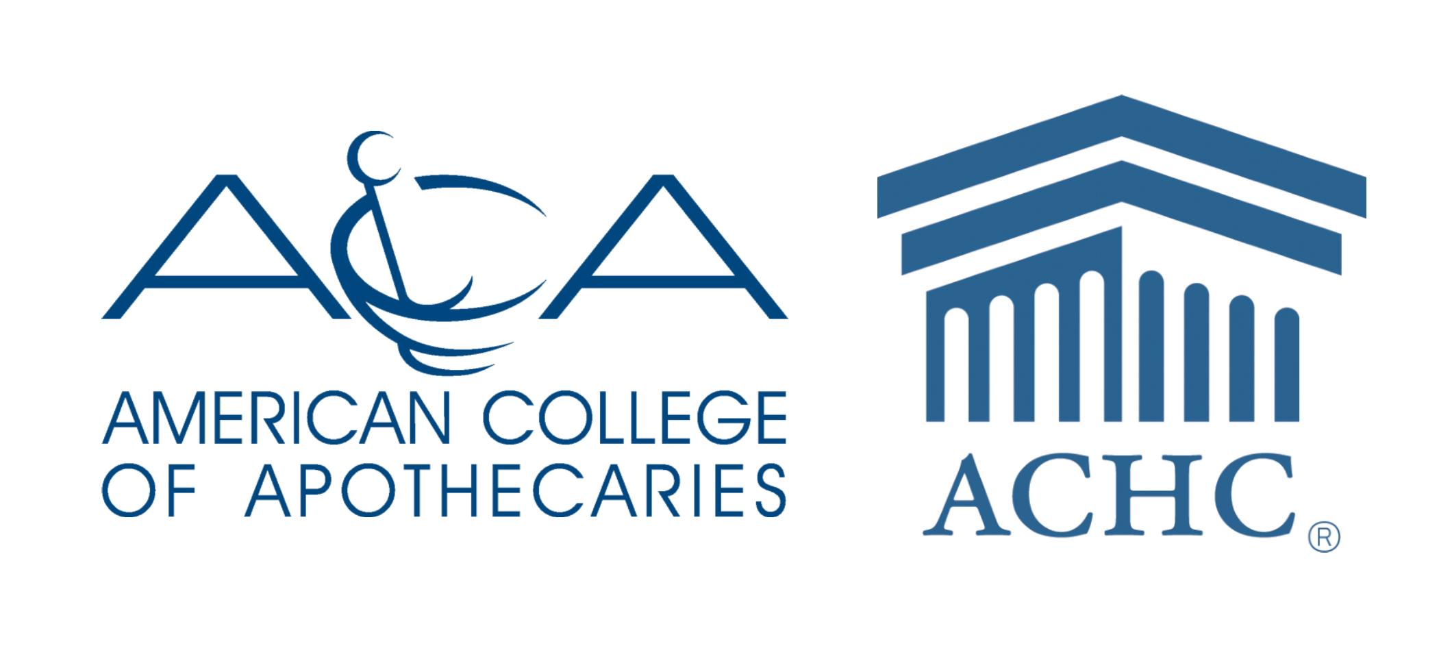 ACA - ACHC logos