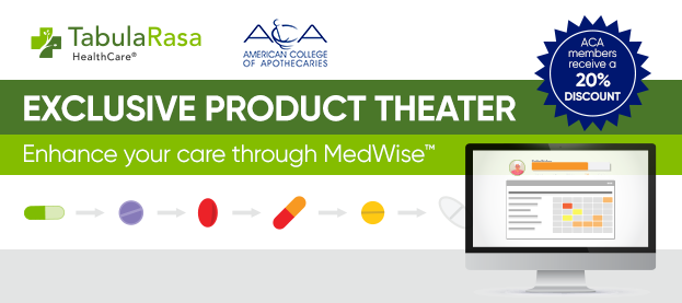 MedWise ACA Product Theater Banner