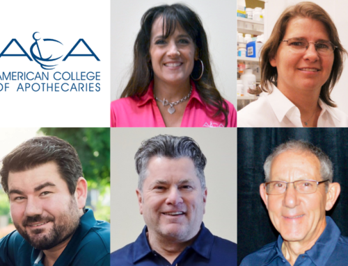 American College of Apothecaries Announces New Vice-President, Regional Directors